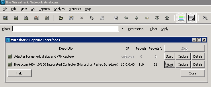 Using Windows to verify DSCP | Concepts for the road…